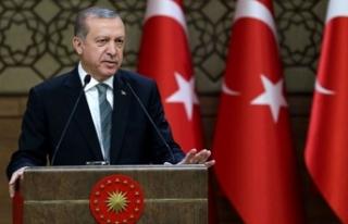 Cumhurbaşkanı Erdoğan'dan file bez torba mesajı