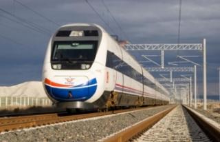 """""""Hızlı tren 2019 yılında Bursa'ya gelmeli"""""""