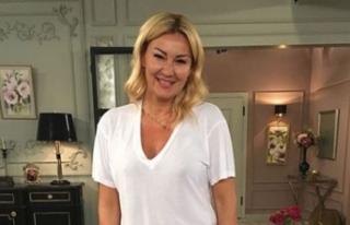 Pınar Altuğ, saç rengini değiştirdi