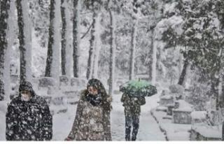Yoğun kar yağışı uyarısı! Marmara'nın...