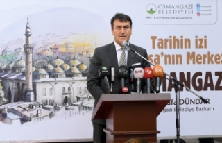 2019'da Osmangazi'nin projeleri konuşulacak