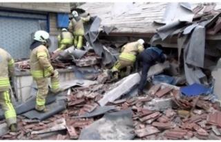 7 katlı bir bina çöktü: Ölü ve yaralılar var