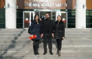 Bursa Barosu Murat Efe için harekete geçti