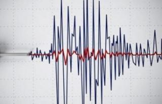 Bursa'da bir saatte 8 deprem