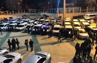 Bursa'da büyük operasyon! 4 bin polisle...