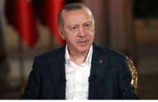 Erdoğan'dan manifesto sonrası bir ilk