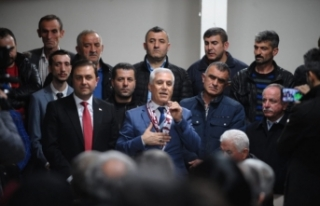 Mustafa Bozbey'den otopark çağrısı!