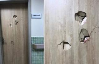 Şiddetin fotoğrafı