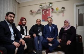 Tek isteği Erdoğan ile görüşmek
