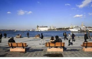 Türkiye'de bahar havası! Bursa....