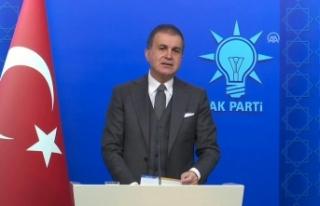AK Parti'den AP'nin kararına ilk tepki!