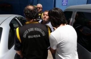 Bursa'da yeğenini öldürdü: Lüks içinde...