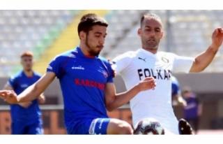 Spor Toto 1. Lig'de küme düşen ilk takım...