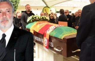 Zafer Çika'nın cenazesinde pes dedirten anlar!