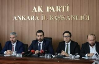AK Parti'de istifa sinyali: Bir sıkıntı varsa...