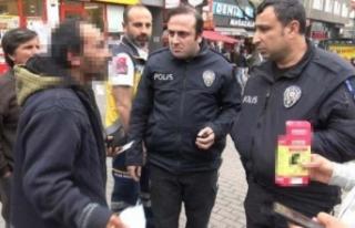 Bursa'da fare zehri ile intihara kalkıştı!...