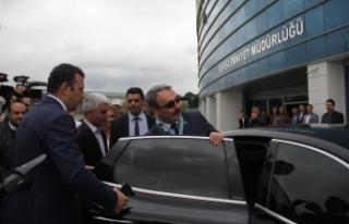 Bursa İl Emniyet Müdürü Osman Ak veda etti