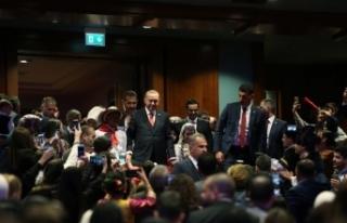 Erdoğan, TRT 23 Nisan Gala Programına katıldı