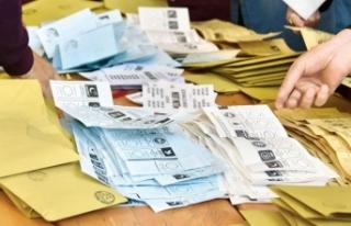 Maltepe'de oyların sayımı yeniden başladı