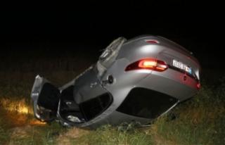 Alkollü sürücü dehşeti! Feci şekilde can verdi!