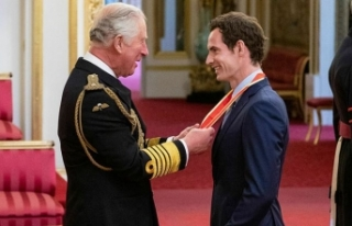 Andy Murray şövalye ilan edildi!