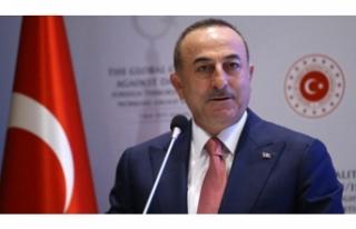 Çavuşoğlu'ndan Avrupa Günü mesajı!