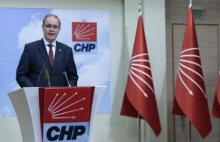 CHP'den MHP'ye 'hodri meydan'