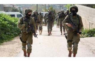 İsrail askerleri Gazze'de 30 Filistinliyi yaraladı!