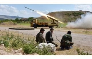 ÖSO'dan rejim güçleri ve YPG/PKK'nın...