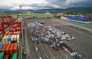 Otomotiv ihracatı Nisan'da 2,6 milyar dolar...