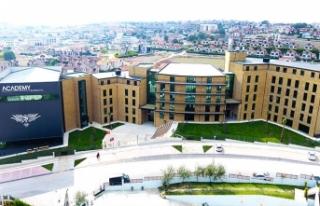 Şahinkaya'dan Bursa'da üniversite!