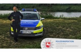 Alman polisi vatandaşla Instagram'dan da iletişime...