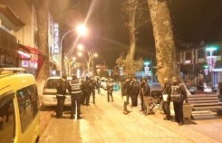 Bursa'da alkollü mekanlara yabancı kadın operasyonu!