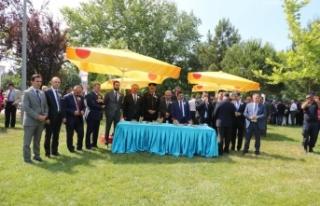Bursa İl Jandarma Komutanlığı 180. Kuruluş...