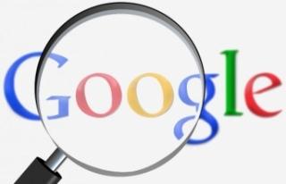 Google, arama sonuçlarının ilk sayfasında değişikliğe...