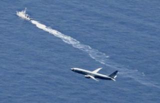 Japonya: F-35 büyük olasılıkla pilotun başı...