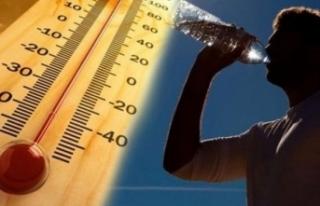 Meteoroloji'den Marmara için 'sıcak'...