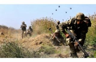 MSB duyurdu: Afrin'de 10 terörist daha etkisiz...