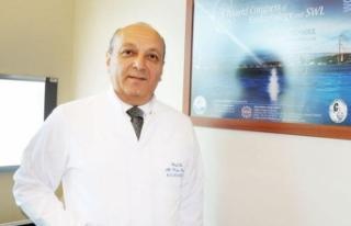 Türk profesöre büyük onur!