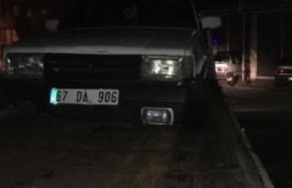 5 bin liralık otomobilin sürücüsüne 10 bin lira...