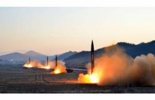 Dünyayı tedirgin eden hamle! Kuzey Kore...