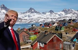 Trump'ın Grönland'ı satın almak istediği...