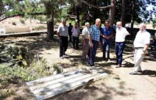 Yenişehir Belediyesi tarihi canlandırmak için harekete...
