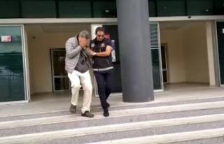 Bursa'da siyah kokain ele geçirildi