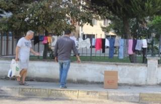 Bursa'nın güzel insanlarının yaşadığı örnek...