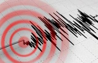 Çankırı'da peş peşe depremler! Ankara'da...