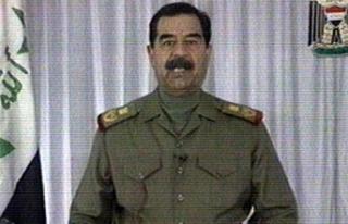 'Chirac, Saddam Hüseyin'den 6 milyon dolar...