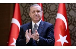 Erdoğan'dan '12 dev adam' paylaşımı