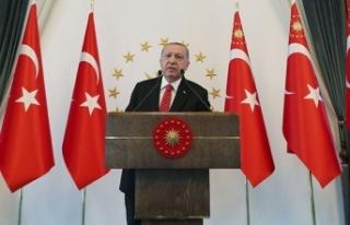 Erdoğan: Trump ile gündeme aldık
