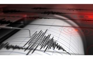 İzmir'de peş peşe 2 deprem!